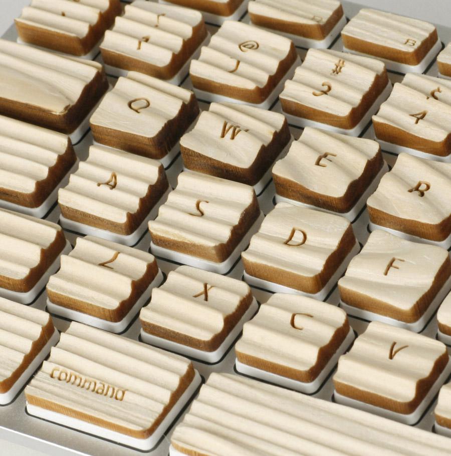 engrain tactile keys/ michaelroopenian