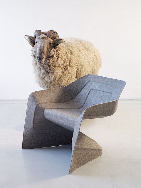 hemp chair/ aisslinger