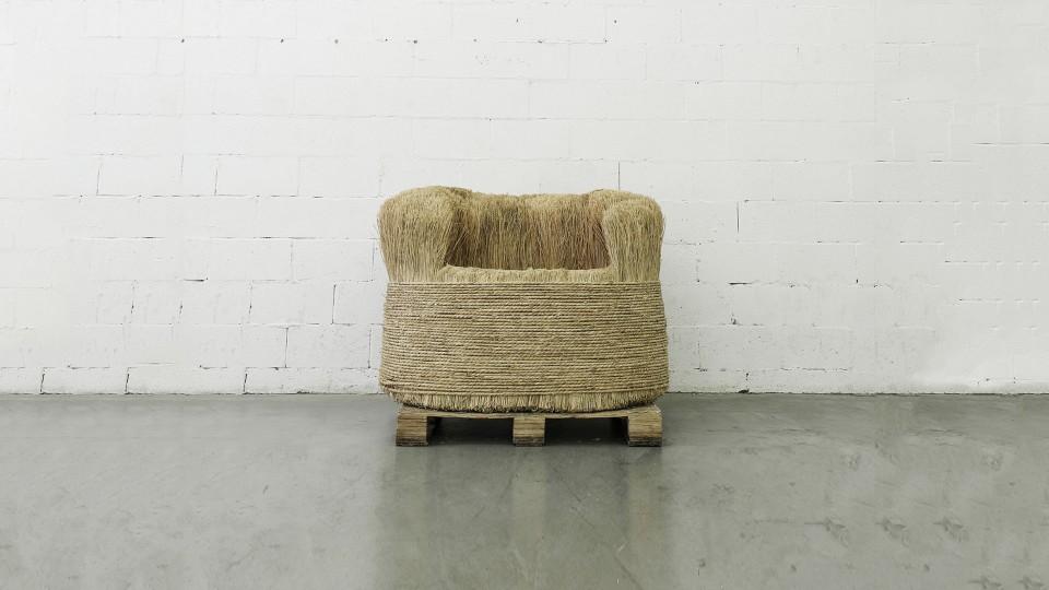 made of chair/ Kim Beeen