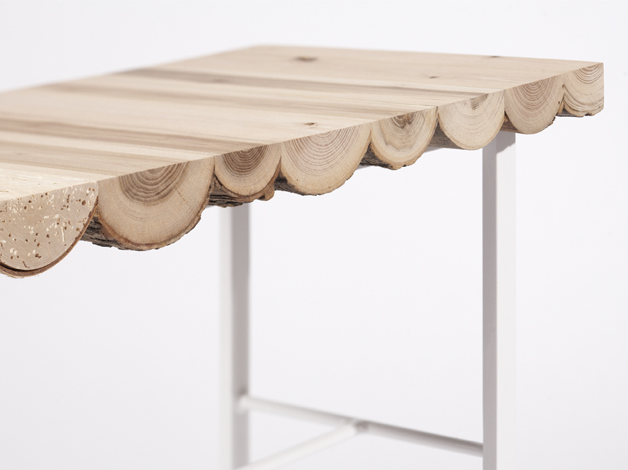 forest bench/ vyrobeno lesem