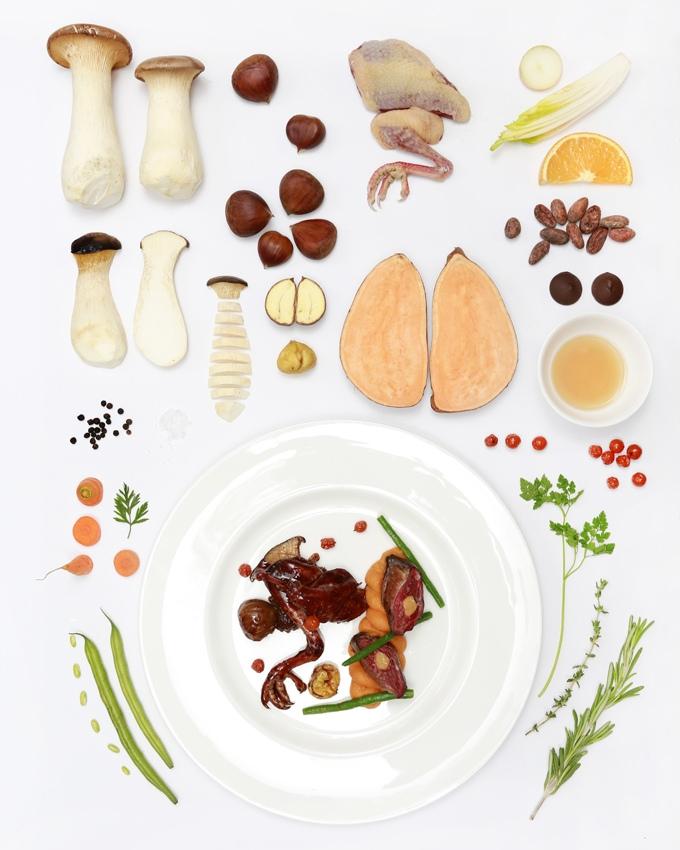 food stories / michaelatomiskova