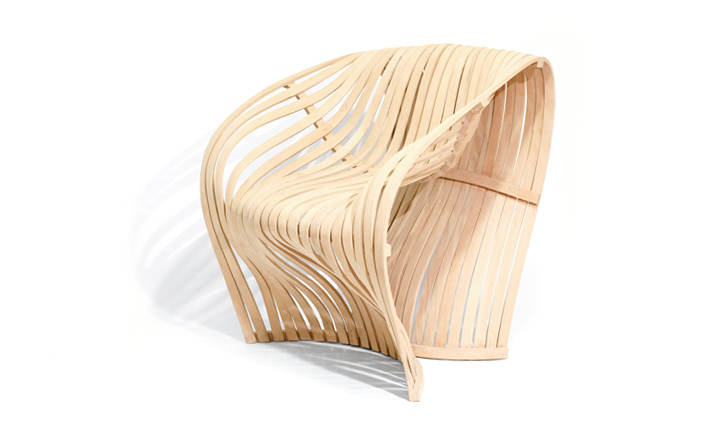 creek chair by Sandro Lopez