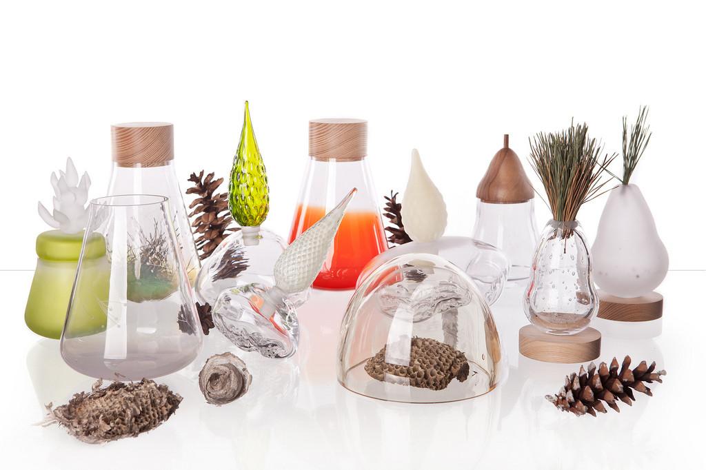the pharmaceutical collection / vyrobeno Lesem