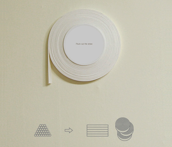 the last straw/ Designer: Deok-geun Han