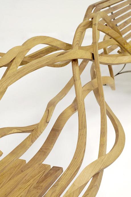 spaghetti bench/ pablo reinoso