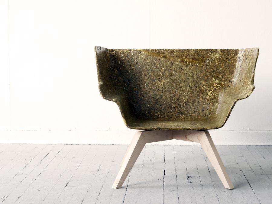 thistle chair / spyros kizispd