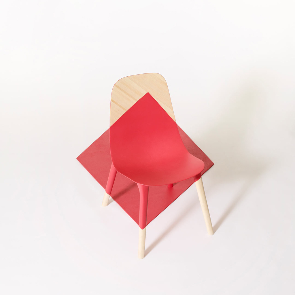 eye chair / Paul Venaille