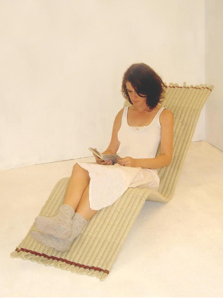 2D & 3D seat / Renate Vos