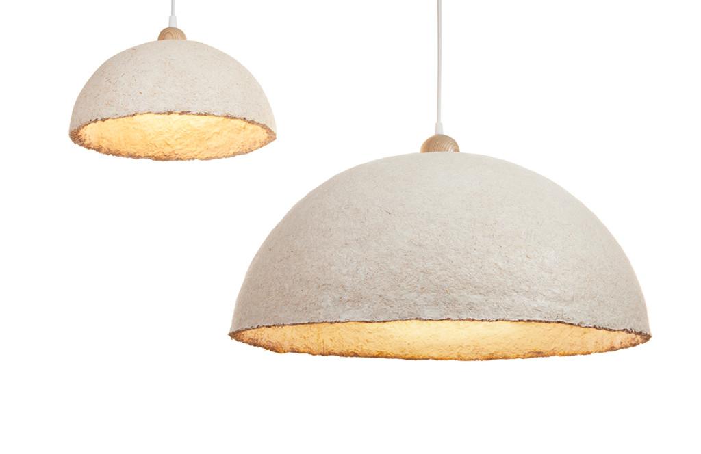 mush lume lamps / Danielle Trofe