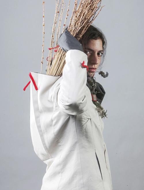 nomad jacket / Lou Moria